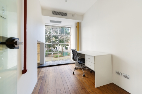 Main Office space