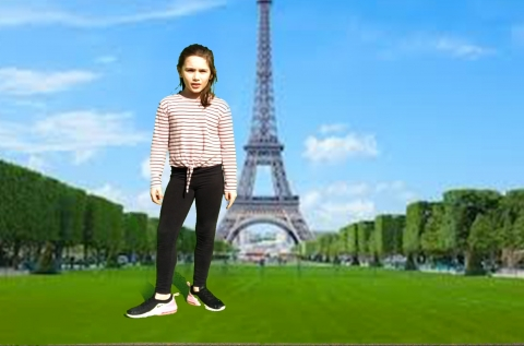 Paris Guerrilla Green Screen Annandale