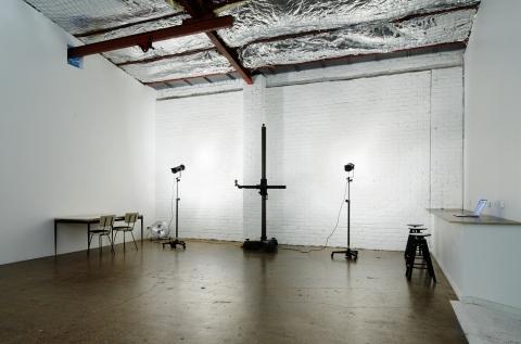 Studio space. Generous and flexible.