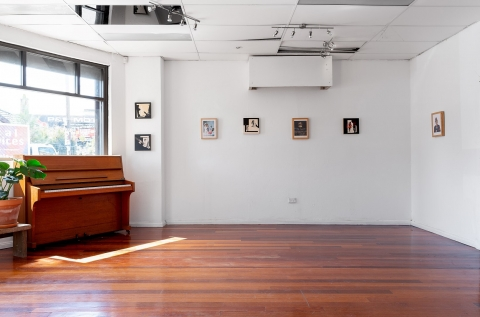 gallery/rehearsal space
