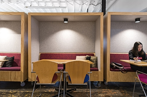 Breakout Spaces to foster collboration