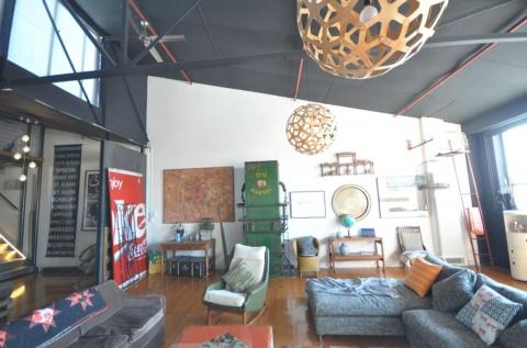 Lounge Break Out Area