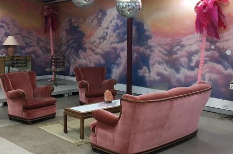 The Cloud room