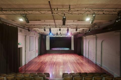 Sylvia Staehli Theatre