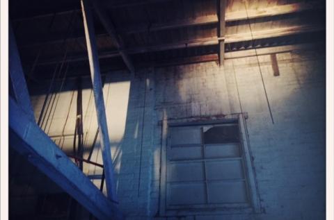 Warehouse beams