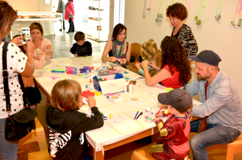 Kids making workshop