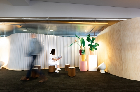 moveable paper walls