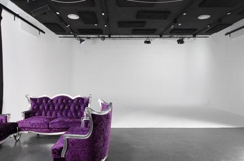 Soundproof Tv Production Studio