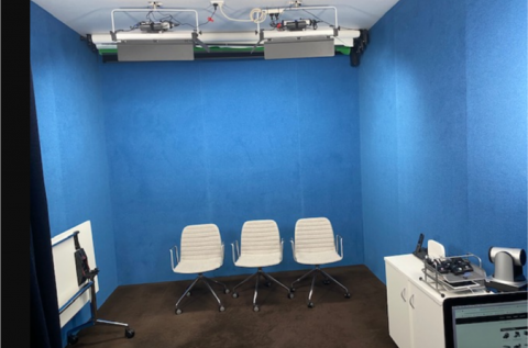Soundproof Video Production Studio