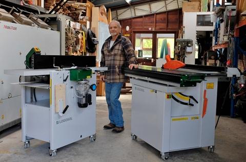 Swedish fine woodworking machinery