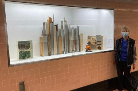 De-Construction/ Re-Construction Exhibition