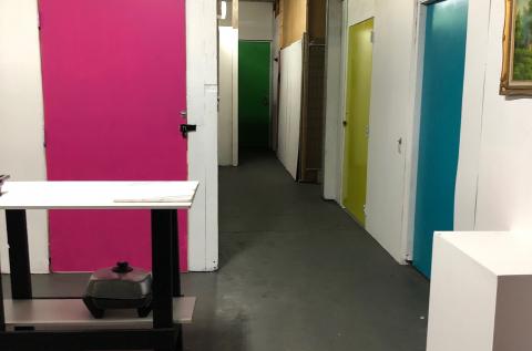 Easey St Artist Studios