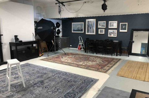 Studio Rugs for Sound Deadening