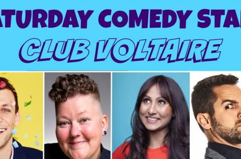 Saturday Comedy Stars