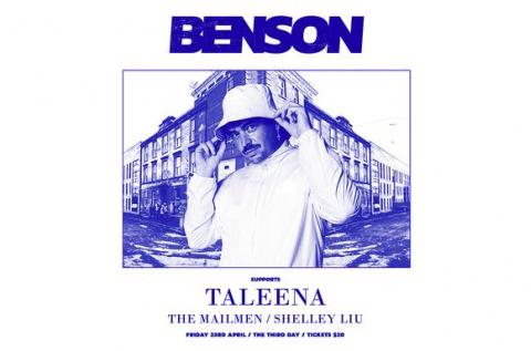 The Third Day presents BENSON