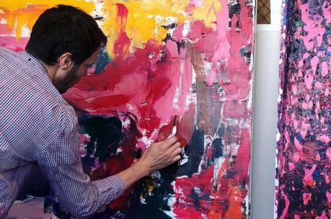 Dwayne Hutton – Exploring with Colour