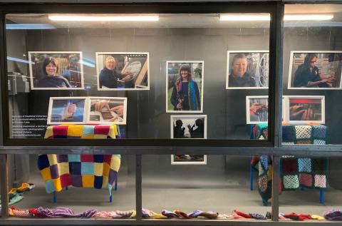 Exhibition: Deafblind Awareness: a tactile imagination