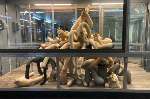 Exhibition: On the Slag Heap