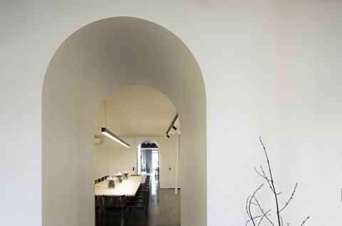 Arch Room