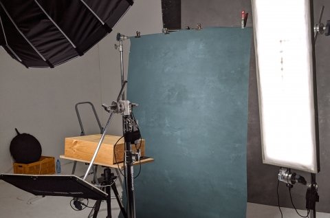 The 'Dale being used for Portraiture photography