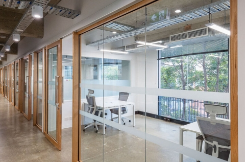 Spacious offices in all sizes