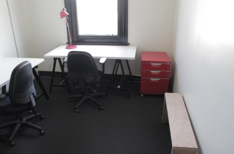 Private Office with 2 desks