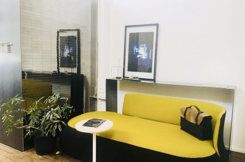 Chill/Waiting Area