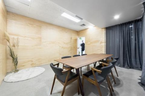 Large Meeting Room. Photo: Daniel Herrmann-Zoll