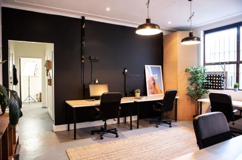 Semi-Private Office - Studio 9