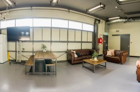 Green Room at Venue 114