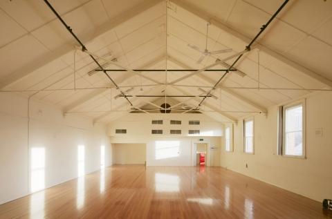 The Upstairs Studio