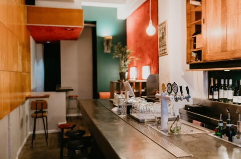 Crossley Street bar