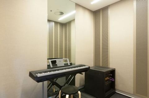 Practice Room 1