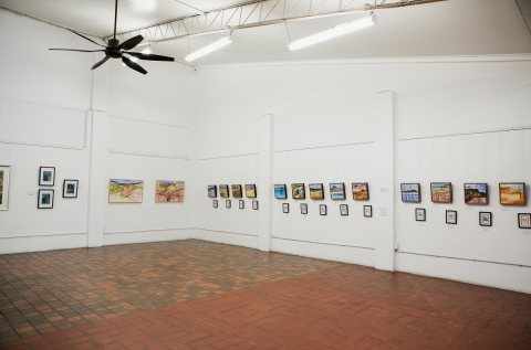 Gallery 2, The Old Ambulance Station