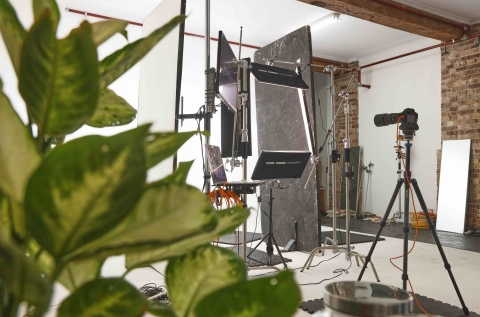 The 'Dale Photography studio