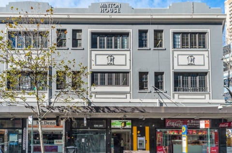 We are one of 28 Studios situated in Potts Point