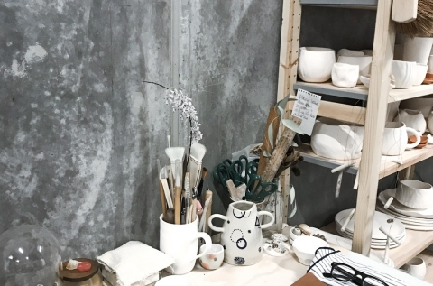 Syndicate Creative Pottery Space