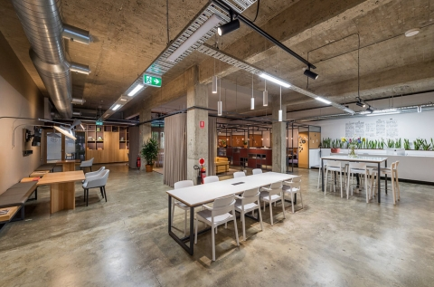 Business Club/ Communal Space
