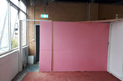 Studio No. 11 Large space sharing with one other