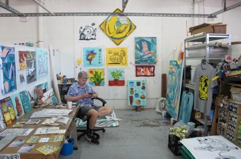 full studio